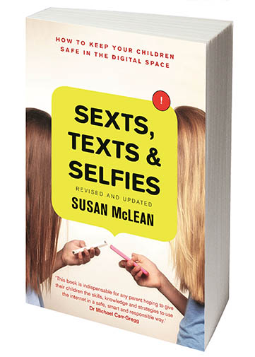 Sexts texts and selfies book